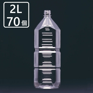 2L-SG mineral petbottle with c...